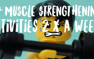 Do at least 2 strength sessions per week